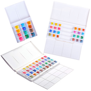 White Nights Watercolour Sets